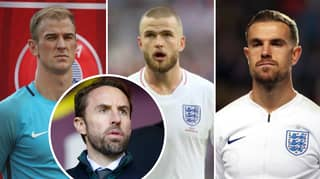 How The BBC Predicted England Would Line Up At Euro 2020 In 2015
