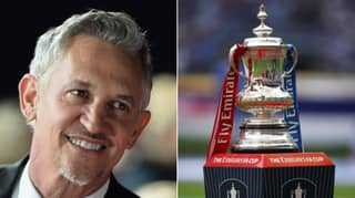 Gary Lineker Posts Epic Tweet About FA Cup Final And The Royal Wedding