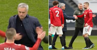 Luke Shaw Made Jose Mourinho Eat His Words With Superb Display Against Tottenham