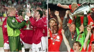 Sir Alex Ferguson Wanted To Sign Player Before Beating Him In Historic Treble Campaign