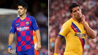 Barcelona Want To Sign Luis Suarez To Replace Luis Suarez