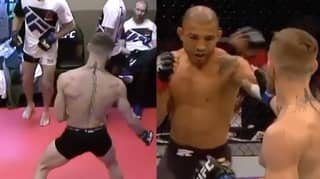 Conor McGregor Finally Admits He 'Predicted' 13-Second Knockout Of Jose Aldo