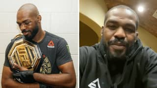 "Jon Jones Responds To Potential Opponent Saying He ""Can't Wait To Fist"" Him"