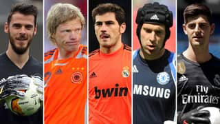 The 50 Greatest Goalkeepers Of All Time Have Been Named And Ranked By Fans