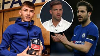 Cesc Fabregas Gives Glowing Review Of Billy Gilmour's Masterclass Against Liverpool