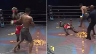 The One Time Israel Adesanya Has Been Knocked Out In His Career