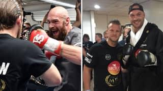 Tyson Fury Splits With Trainer Ben Davison Ahead Of Deontay Wilder Rematch