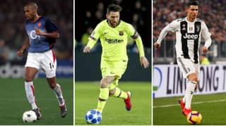 UEFA's 'Ultimate XI' Is Packed With Legends Of The Game
