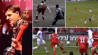Steven Gerrard Made Liverpool A One-Man Team In 05/06 And His Highlights Are Incredible