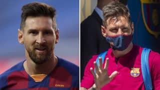 Lionel Messi: Odds-On Favourites To Sign Barcelona Superstar Have Been Revealed