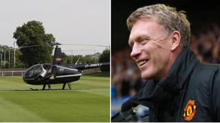 Former Man United Manager David Moyes Reveals He Had A Helicopter Waiting To Complete A Sensational Transfer Before Deal Collapsed