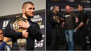 Khabib's Manager Responds To Fears UFC 249 Fight With Tony Ferguson Is Off Because Of Coronavirus
