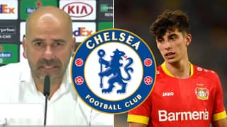 Bayer Leverkusen Manager Ruthlessly Trolls Chelsea Over Kai Havertz Transfer Saga, Gets Another Club Involved
