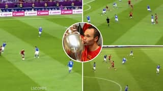 Andres Iniesta's Euro 2012 Highlights Are Just Footballing Perfection