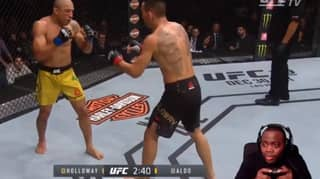 Lad Pretended To Play UFC Fight On Stream To Avoid Getting Copyrighted