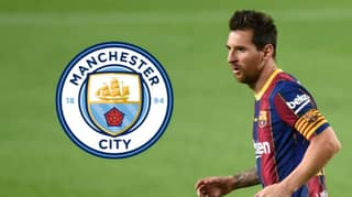 Manchester City Set To Try Again For Lionel Messi In January Window