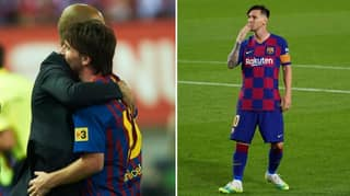 """""""Reuniting With Pep Guardiola At Manchester City Will Be Tempting"""" For Lionel Messi"""