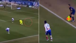 The Time Arda Turan Threw His Boot At The Linesman