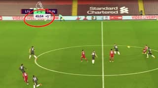 Referee Paul Tierney Blows Half-Time Whistle Early When Sadio Mane Is Clearly Through On Goal