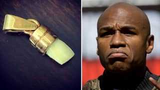 The Boxer Who Knocked Floyd Mayweather's Tooth Out And Wears It Round His Neck