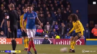 Mike Dean Booked Matteo Guendouzi For Being Sarcastic