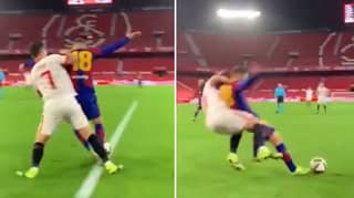 Barcelona's Official Account Accused Of Editing Video To 'Prove' Foul