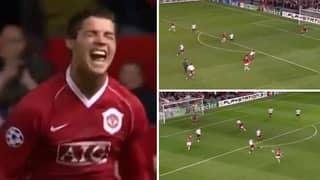 Remembering The Time Manchester United Gave Roma A Footballing Masterclass In The Champions League