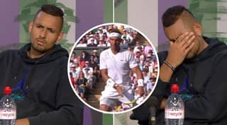 Nick Kyrgios Shockingly Admitted He Tried To Hit Rafael Nadal 'Square In The Chest' At Wimbledon