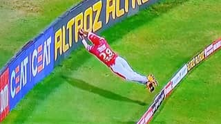 Cricket World In Awe Over 'Superman' Save In The Indian Premier League