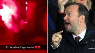 Fan Thread Explains Conspiracy Theory Behind Attack On Ed Woodward's House