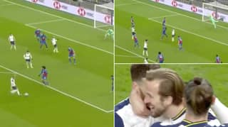 Harry Kane Scores Sensational Goal Of The Season Contender Against Crystal Palace
