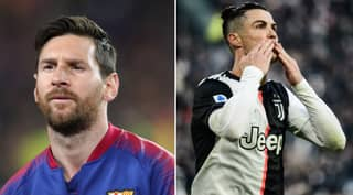 Lionel Messi Discusses His Legendary Rivalry With Cristiano Ronaldo