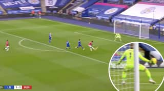 Kasper Schmeichel's 'Iron Wrist' Produced The Most Satisfying Sound When Saving Marcus Rashford's Thunderbolt