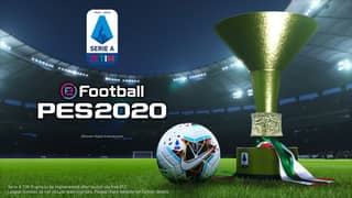 PES 2020 Continues To Challenge FIFA 20 As Serie A Will Be Fully Licensed In The Game