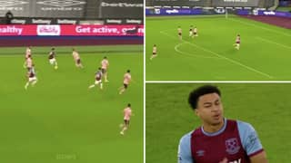 Jesse Lingard's Highlights Against Sheffield United Show He Is Playing With Real Confidence