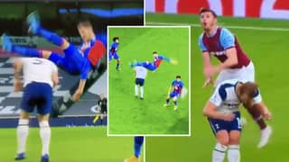 Pierre-Emile Hojbjerg Accused Of Copying Harry Kane's 'Dangerous Technique'