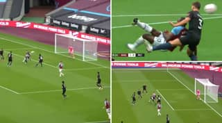Michail Antonio Scores Sensational Bicycle Kick To Shock Manchester City