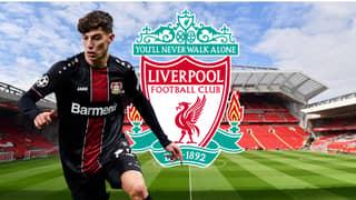 Liverpool 'Preparing To Spend £107 Million' On Bayer Leverkusen Star Kai Havertz