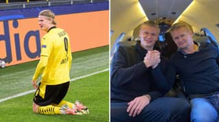 Erling Haaland Wants To Join Real Madrid And His Agent Mino Raiola Is Trying To Make It Happen