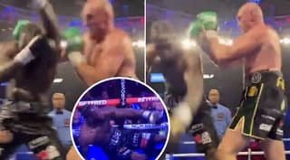 Unseen Ringside Footage Shows How Hard Tyson Fury Hit Deontay Wilder