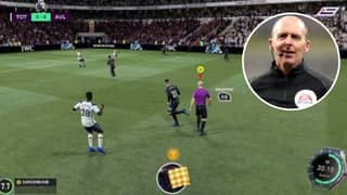 Fans Call For 'Be A Referee' Mode On FIFA 22