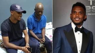Samuel Eto'o To Buy House For Former Cameroon Captain Who Is Homeless