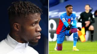 Wilfried Zaha Says Taking Knee Every Week And Wearing BLM Shirts Is 'Degrading'