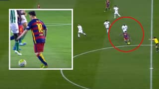 A Video Of Lionel Messi's Best Assists Proves He Is One Of The Greatest Passers Of All-Time