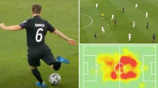 Joshua Kimmich Completed More Passes Than Entire Iceland Team In First Half Of World Cup Qualifier