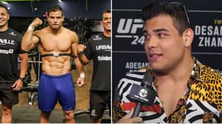 Paulo Costa Responds To Israel Adesanya's Steroid Claim Ahead Of UFC 253