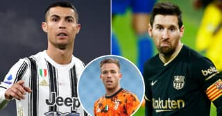 Arthur Reveals The Big Difference Between Cristiano Ronaldo And Lionel Messi
