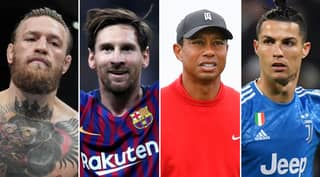 The Highest Earning Top 50 Athletes Last Year