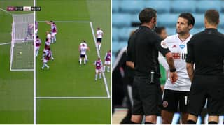 Hawk-Eye Release Official Statement On Goal Line Incident During Aston Villa Vs. Sheffield United
