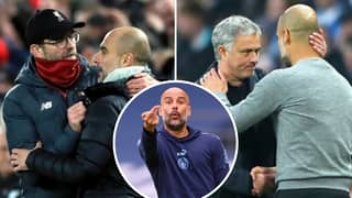 Pep Guardiola Names The Most Formidable Opponent He Has Faced In His Managerial Career
